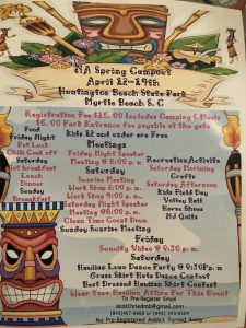 Sun City Area Spring Campout 2019 @ Huntington Beach State Park