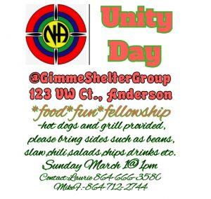 GAP Unity Day